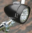 Vintage Schwinn Stingray Bicycle Black 6 LED HEAD LIGHT Cruiser RatRod Tank Bike