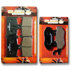 Triumph F+R Brake Pads Daytona T595 955i Speedtriple T509 Sprint RS ST GT 1050cc