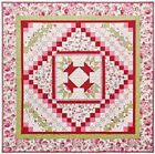 SYMPHONY ROSE QUILT KIT FREE PATTERN FROM RED ROOSTER FABRICS 64