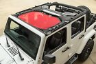 Rugged Ridge Eclipse Sun Shade Front Red 07 17 Jeep Wrangler Jk X 1357924