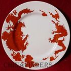 FITZ and FLOYD china TEMPLE DRAGON pattern SALAD Plate multiple available