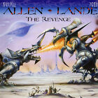 ALLEN LANDE The Revenge  CD symphony x & jorn MEMBERS