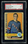 Ed Giacomin #165 signed autograph auto 1972-73 Topps Hockey Card SGC Authentic