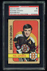 Phil Esposito #150 signed autograph auto 1972-73 Topps Hockey Card SGC Authentic