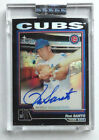 Ron Santo 2004 Topps Retired Signature Auto Refractor #21 25 Chicago Cubs