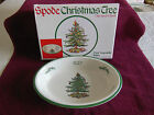 Spode Christmas Tree Pattern-Oval Vegetable Baker-England-Excellent Condition