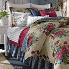 Ralph Lauren Chaps Claire Percale Floral FULL QUEEN Duvet Comforter COVER Only