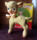 ANTIQUE REMPEL TOY-JOSIE THE LAMB IN ORIGINAL BOX
