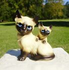 Kitten Figurine Vintage Porcelain Made in Japan