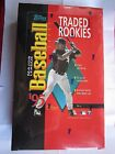 1995 TOPPS MLB TRADED & ROOKIES BASEBALL CARDS 36 PACK BOX, FACTORY SEALED