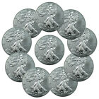 Lot of 10 - 2016 1 Troy Oz .999 Fine American Silver Eagle Coins SKU38286