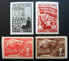 Russia 1950 1504-1507 MNH OG Russian Soviet World Peace Set $64.00!!