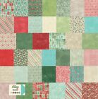 EVERGREEN Charm Pack from MODA - (42) 5