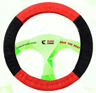 Cc Steering Wheel Cover In Velvet Solid Colors And Combinations Options