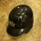 ALEX RODRIGUEZ AUTOGRAPHED HAND SIGNED N.Y. YANKEES USED BATTING HELMET w COA