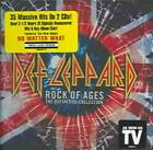 DEF LEPPARD - ROCK OF AGES: THE DEFINITIVE COLLECTION USED - VERY GOOD CD