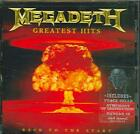 MEGADETH - GREATEST HITS: BACK TO THE START USED - VERY GOOD CD