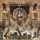 EDEN'S CURSE - LIVE WITH THE CURSE USED - VERY GOOD CD
