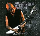 MICHAEL SCHENKER GROUP - BY INVITATION ONLY [DIGIPAK] USED - VERY GOOD CD