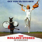THE ROLLING STONES - GET YER YA-YA'S OUT [USED CD]