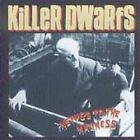KILLER DWARFS - METHOD TO THE MADNESS USED - VERY GOOD CD