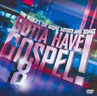 VARIOUS ARTISTS - GOTTA HAVE GOSPEL, VOL. 8 [2CD/1DVD] USED - VERY GOOD CD