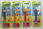Pez Disney Winnie The Pooh - 3 packs of Candy & Dispenser *New On Card