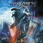 ASSIGNMENT - INSIDE OF THE MACHINE USED - VERY GOOD CD