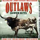 The Outlaws : Outlaws Super Hits Country 1 Disc CD