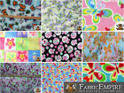 Polar Fleece Printed Fabric BUTTERFLIES 60 Wide Sold By the Yard