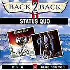 Status Quo : Quo/Blue for You CD Value Guaranteed from eBay's biggest seller!