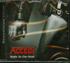 Accept Balls to The Wall  CD German remaster new