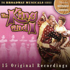 Broadway Musicals Series: The King and I CD (2003)