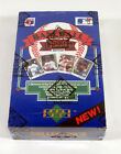 1989 Upper Deck Baseball Low # Box BBCE Wrapped FASC From A Sealed Case