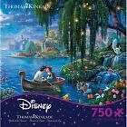 Thomas Kinkade Disney Dreams The Little Mermaid 2 Puzzle by Ceaco