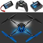 Traxxas 6608 LaTrax Alias Quad-Copter RTR w Transmitter Battery Charger Blue