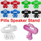 New Lovely Frog Style Holder For Beats Pill Bluetooth Speaker Cartoon Dude Stand