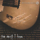 Mercymachine : Devil I Know CD