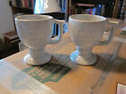 Frankoma Collectible Mug Cup Lot of 2 1972 Military Ball army Navy Air Force