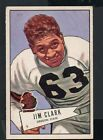 1952 Bowman Large Football Cards 7