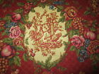 Waverly Saison de Printemp French Country Toile Colorful Rooster Chicken Fabric