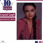 Crystal Gayle : Greatest Hits Country 1 Disc CD