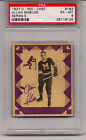 1937 o-pee-chee Hockey #162 Allan Shields Card PSA 6
