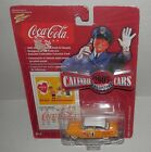 Johnny Lightning 1:64 Coca-Cola 1955 Chevy 2-Door Sedan #309-22 NIP