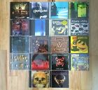18 Metal CDs • Pist.On / Rorschach Test / Otep / Pain