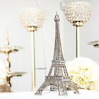 Eiffel Tower Paris France Metal Stand Model For Table Decor CHOOSE SIZE