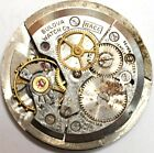 BULOVA WRIST WATCH MOVEMENT 17 JEWEL CAL 11ACC FOR PARTS/REPAIRS #A39