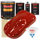 Candy Apple Red Gallon URETHANE BASECOAT CLEARCOAT Car Auto Paint FAST Kit