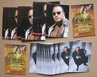 THE ROCK (Wrestling?) promo cards (28 cards) 2000 Comic Images (2 different)