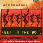 James Asher : Feet in the Soil CD (1999)